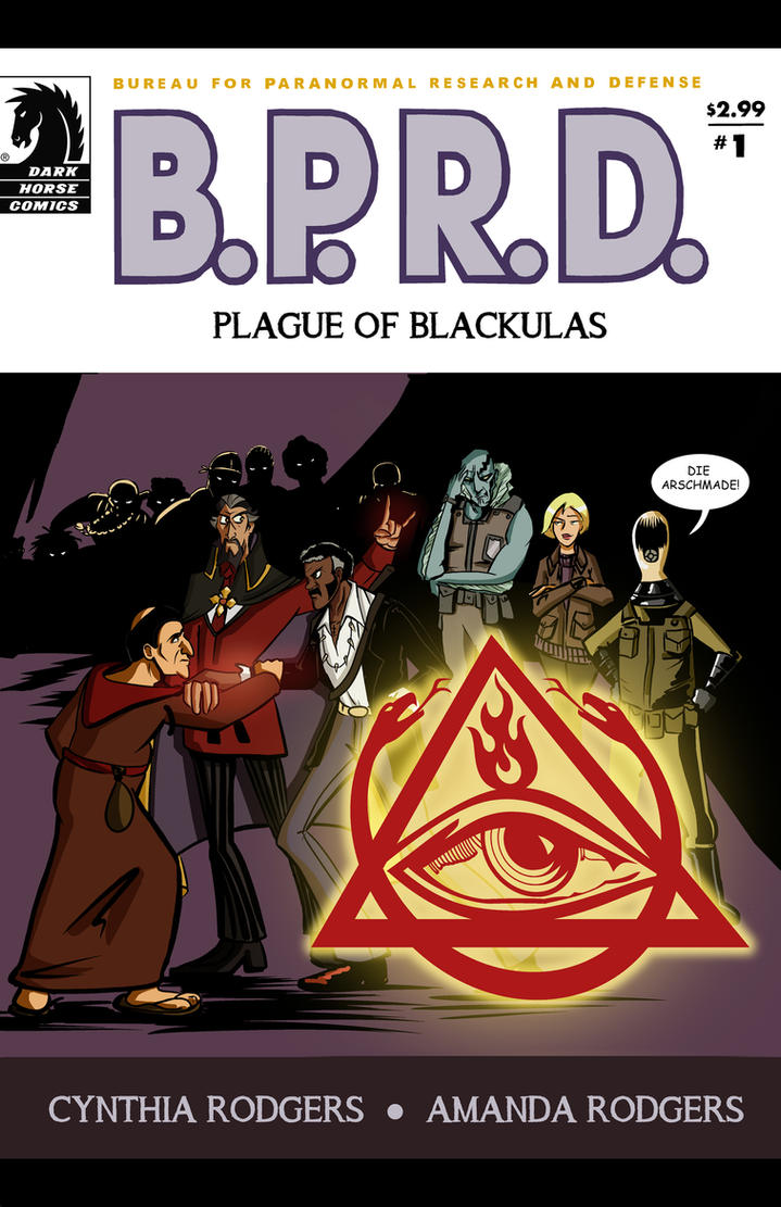 Plague of Blackulas by Theamat