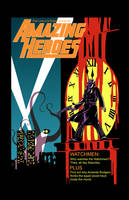 Amazing Heroes - Watchmen by Theamat