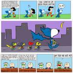 Justice League Peanuts