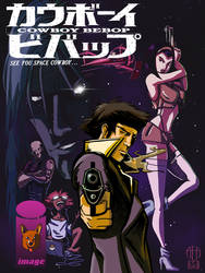 Image Comics Presents: Cowboy Bebop by Theamat