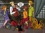 Hellboy VS Scooby Doo