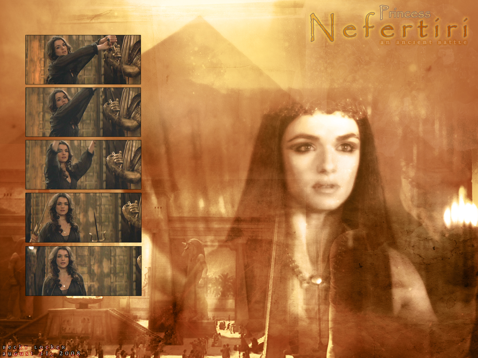 princess nefertiri by saiyanprincessx on deviantart