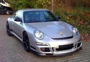 Porsche 997 GT3 EXOTIC by toyonda
