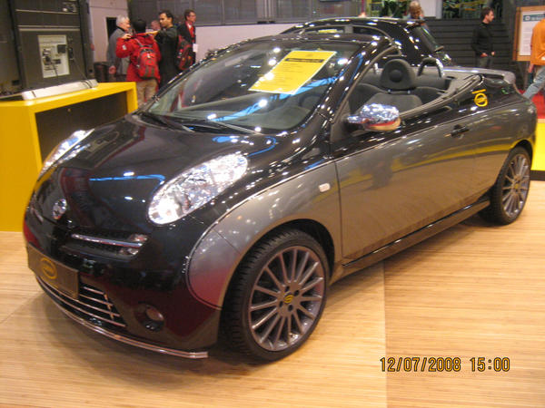 nissan micra cabrio gtr by toyonda on deviantart. Black Bedroom Furniture Sets. Home Design Ideas