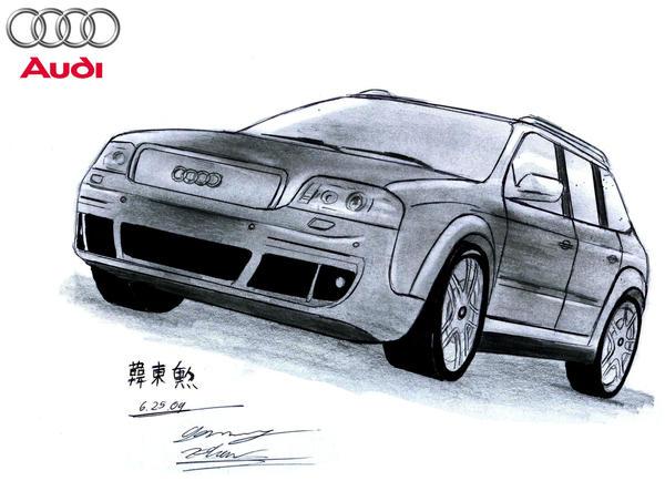 Audi Rs6 Avant By Toyonda On Deviantart