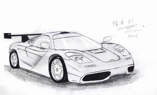 Mclaren F1 GTR by toyonda on DeviantArt