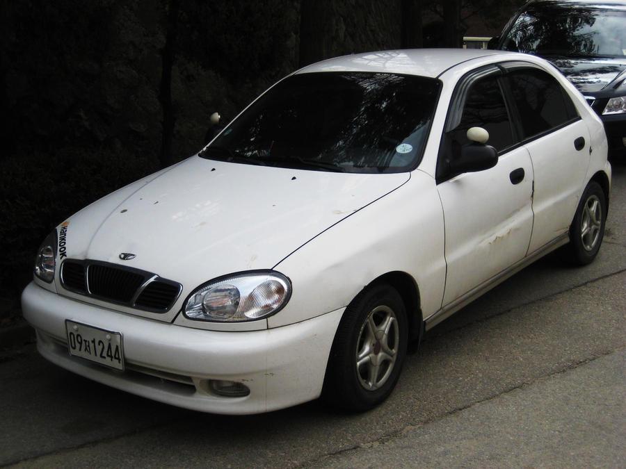Daewoo Lanos 4dr hatchback SE by toyonda on DeviantArt