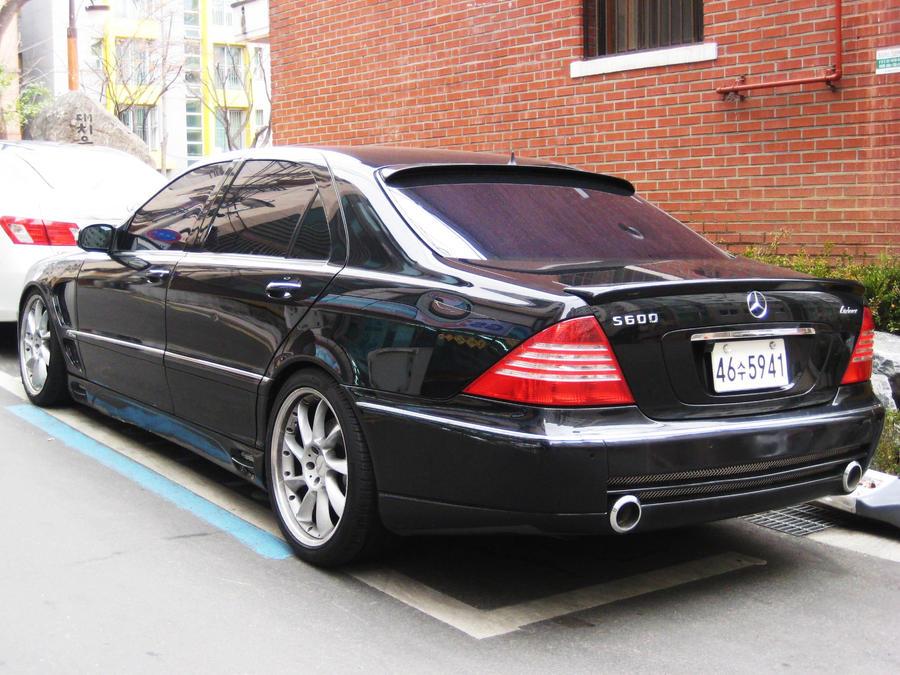 Mercedes s600 v12 lorinser hot by toyonda on deviantart for Mercedes benz s 600 v12