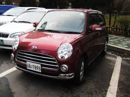 Daihatsu Cuore in KOREA by toyonda