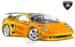 Lamborghini Cala Supercar