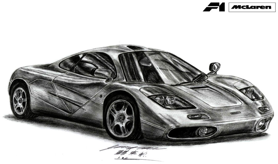 Luis Pagan's Mclaren F1 by toyonda on DeviantArt