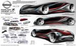 Nissan Z Roadster 2035 Concept Design