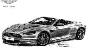 B-Day gift to TWF, Aston Martin DBS Volante