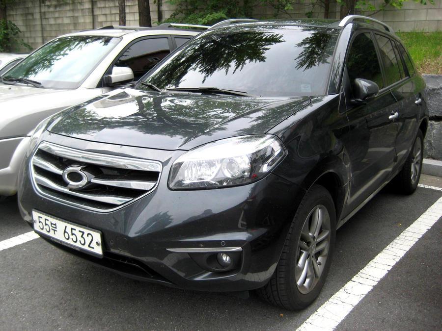 2013 Renault Samsung QM5 CUV Renault Koleos by ~toyonda on deviantART