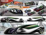 Lotus Xtreem Sluge Sports Vehicle Concept