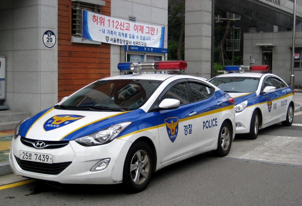 Hyundai Sonata Police Car >> Korean Police Vehicles by toyonda on DeviantArt
