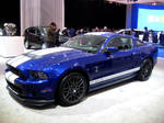 Shelby Mustang GT500R 678 bhp Monster