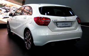 New Mercedes-Benz A200 CDI Luxury Hatchback by toyonda