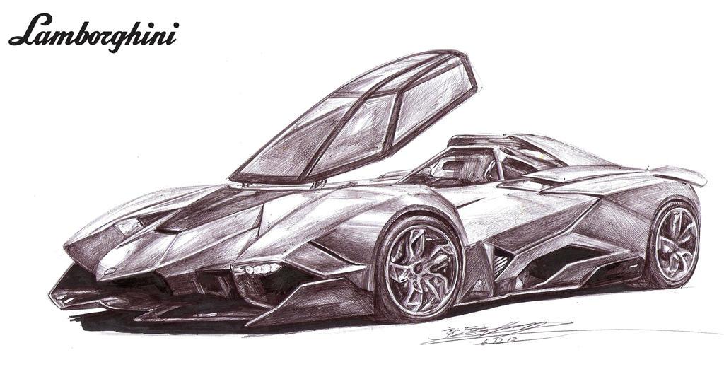 How To Draw Lamborghini Veneno Apps Directories