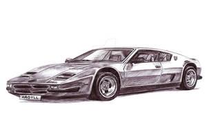 Forgotten Supercar