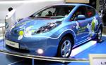 Electric Masterpiece, Nissan LEAF