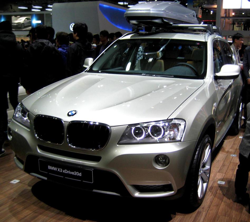 Bmw X3: New BMW X3 SUV By Toyonda On DeviantArt
