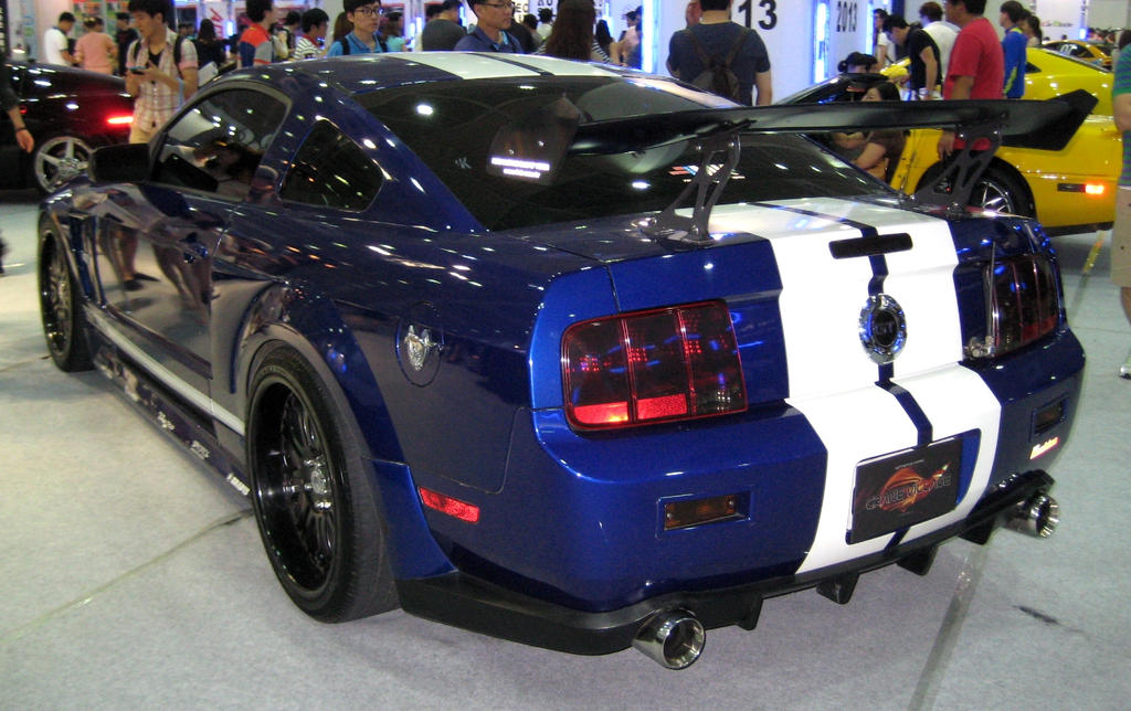 Shelby Mustang GT Cobra by toyonda