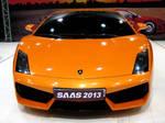 Passionate Orange