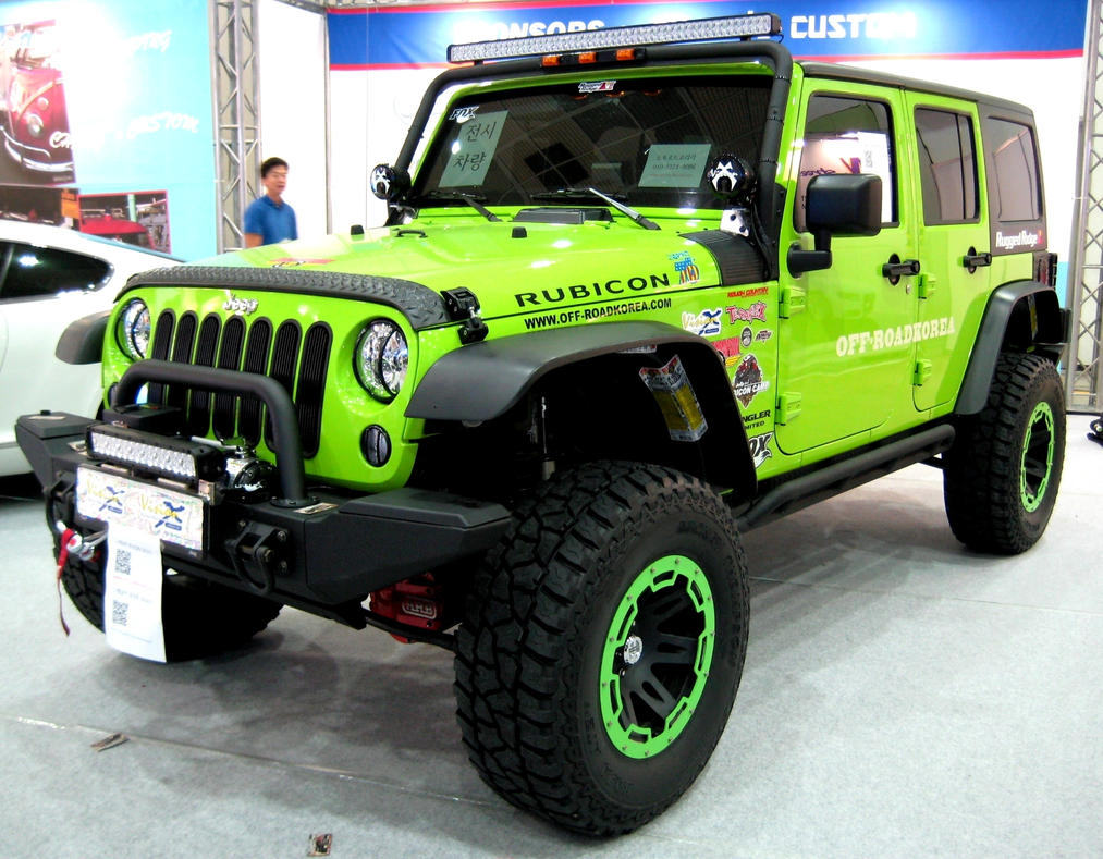 Lime Green American By Toyonda ...