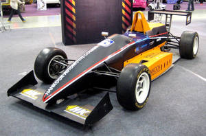 F1 Indy Race Car by toyonda