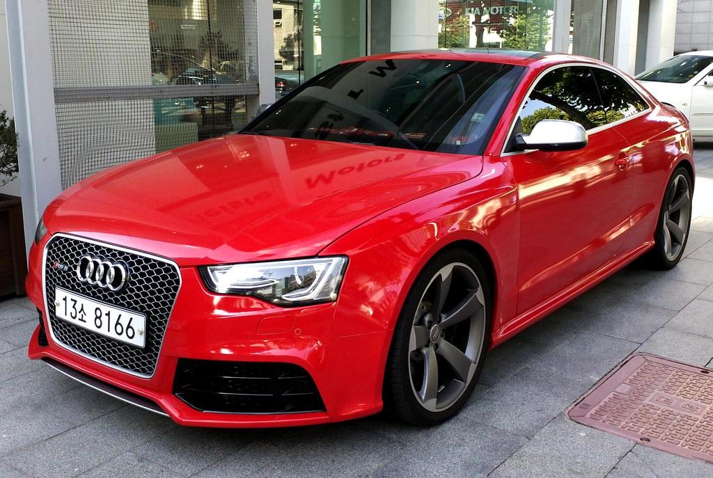 Audi RS5 Quattro by toyonda