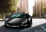 Maserati Merak 2020 Coupe City