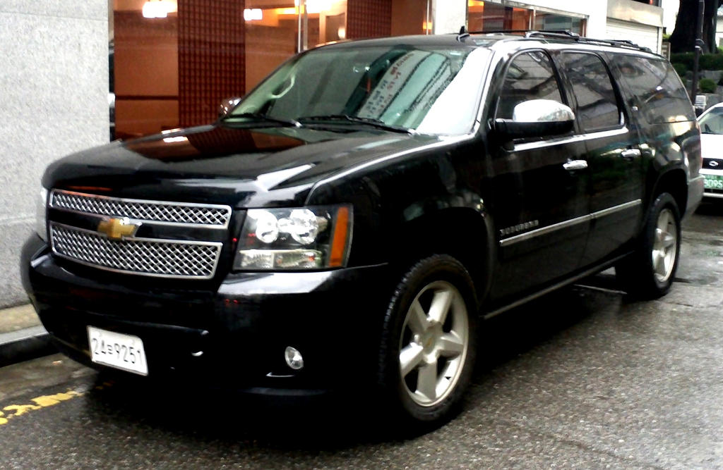 Chevrolet Tahoe Suburban Lwb By Toyonda On Deviantart