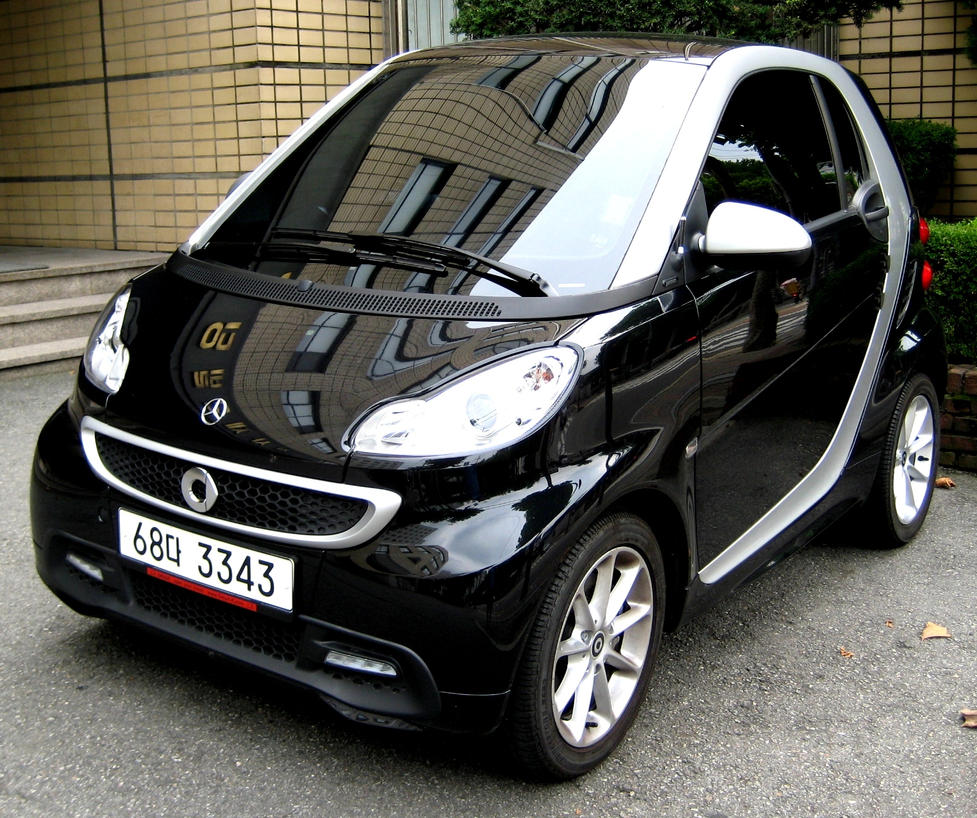 smart fortwo by mercedes benz by toyonda on deviantart