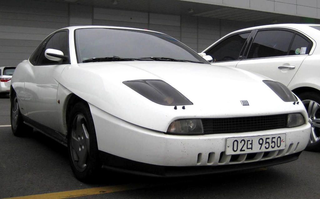 Fiat Coupe Turbo Plus by toyonda