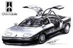 Oldsmobile Incas Concept by Giugiaro