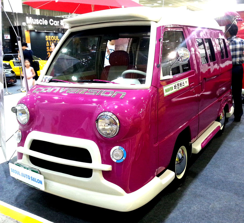 Like a Classic British Ford Transit Van by toyonda on ...