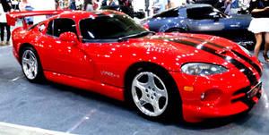 Definite Exotic American Supercar by toyonda