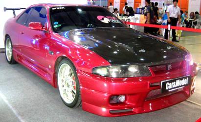 Wangan Midnight Super Racer by toyonda