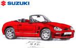 Suzuki Cappuccino Roadster