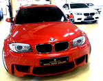 BMW Muscle Machines