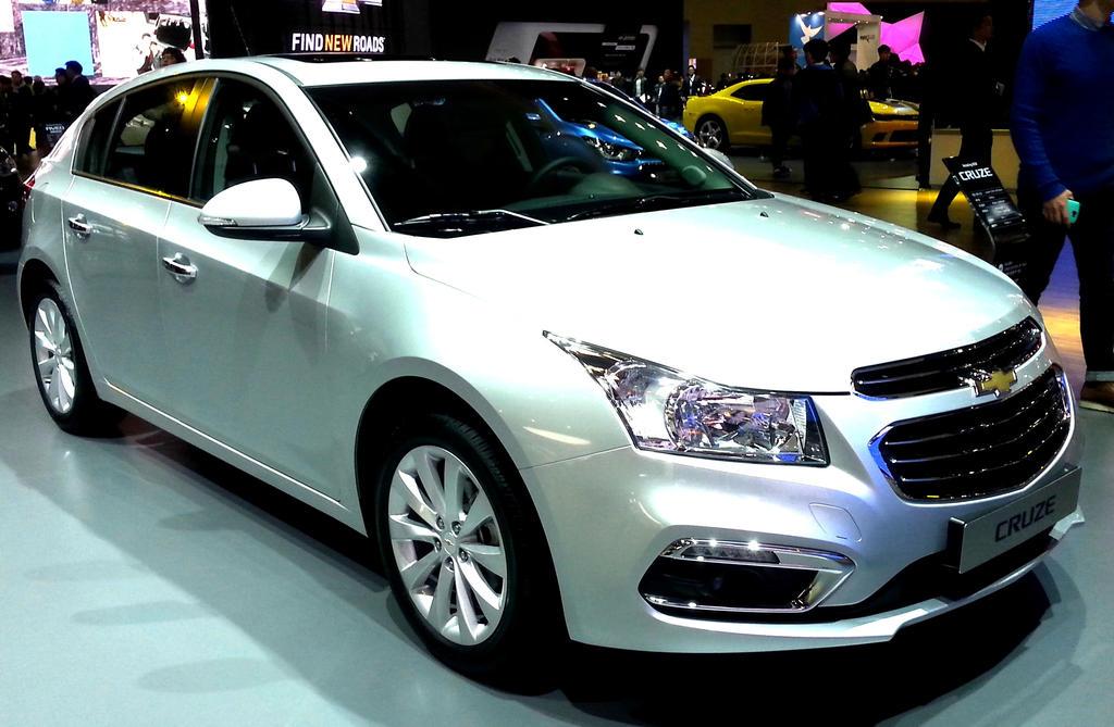 All New Chevrolet Cruze Hatchback by toyonda on DeviantArt