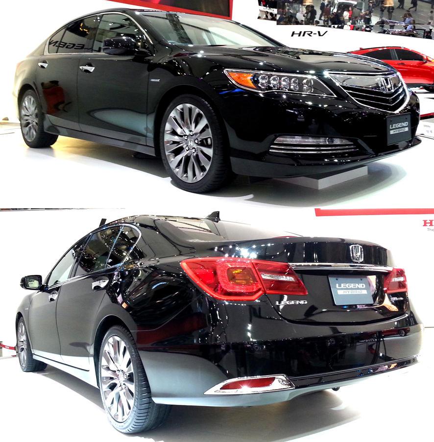 New Honda Legend Acura RL By Toyonda On DeviantArt