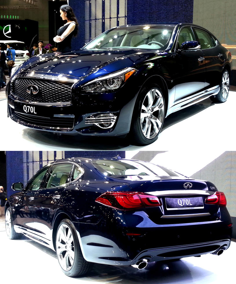 the new luxury sedan - photo #45