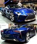 Next Generation Toyota Soarer Coupe