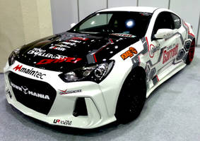 Supercar of the Koren Speed Festival Series by toyonda