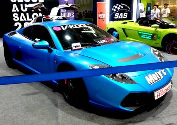 The Aquatic Korean Supercar by toyonda