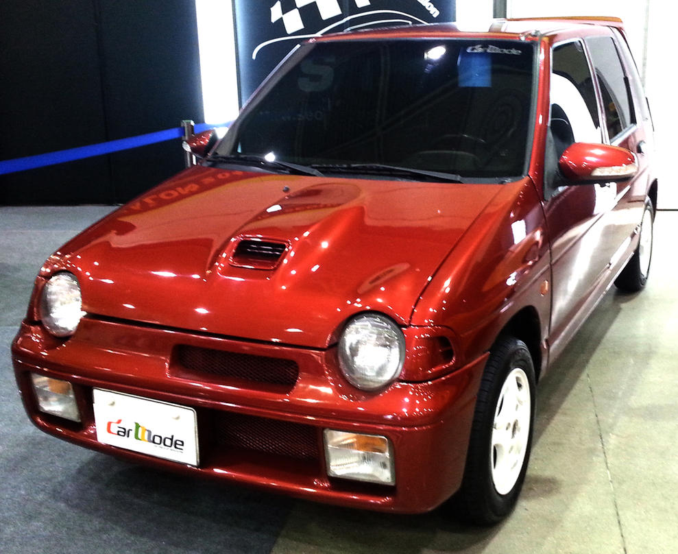 Gran Turismo 3 : Suzuki Alto Works R Sport By Toyonda ...
