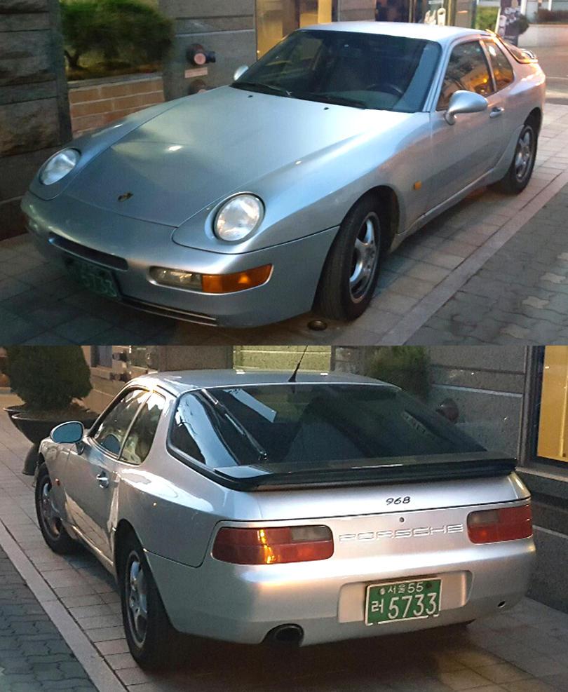 Super Rare, Porsche 968 by toyonda