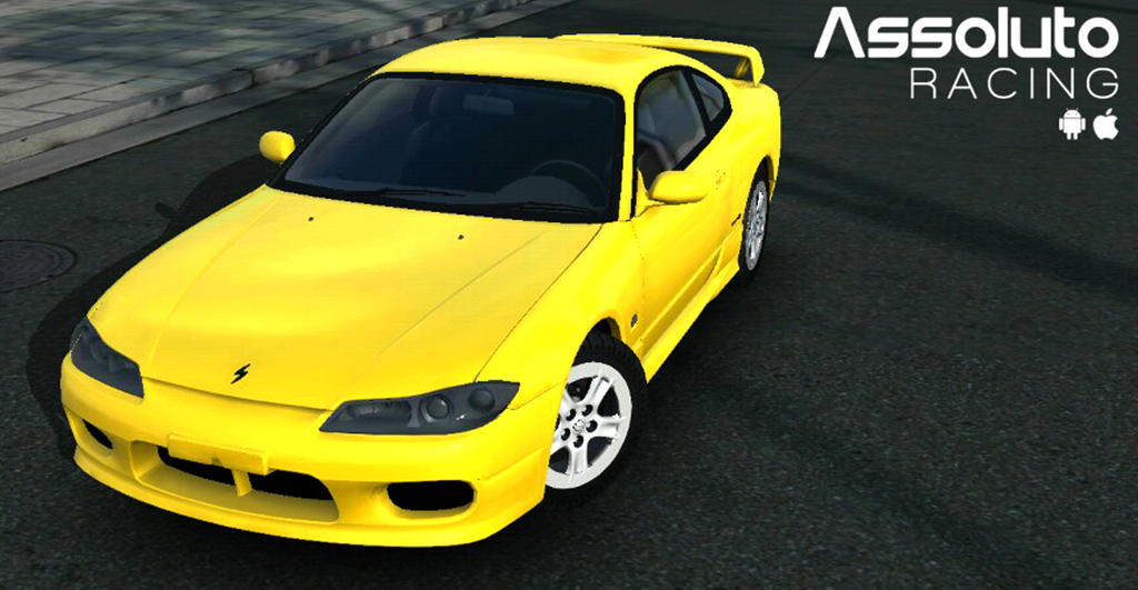 Assoluto Racing Nissan Silvia S15 by toyonda